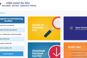 How to apply for colour Voter ID card online