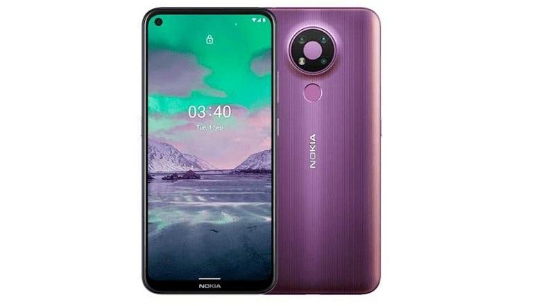 Nokia 5.4 specifications
