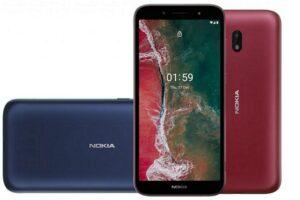 Nokia C1 Plus specifications