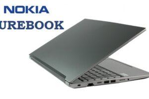 Nokia Purebook laptop specifications