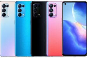 OPPO Reno5 5G and OPPO Reno5 Pro 5G specifications