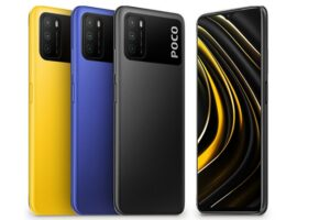 POCO M3 specifications