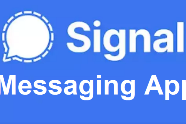 how to download and setup signal app