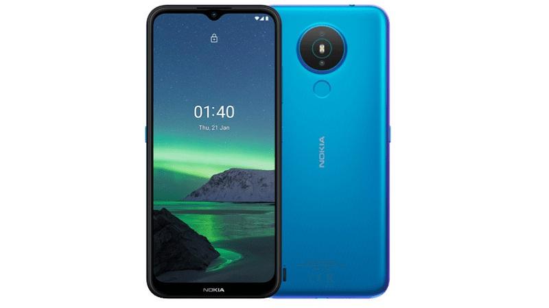 Nokia 1.4 specifications