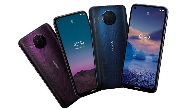 Nokia 3.4 and Nokia 5.4 specifications