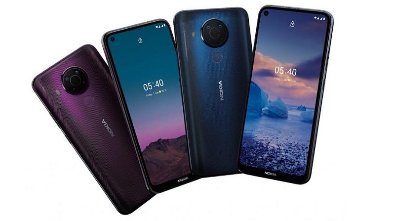 Nokia 5.4 launch in India