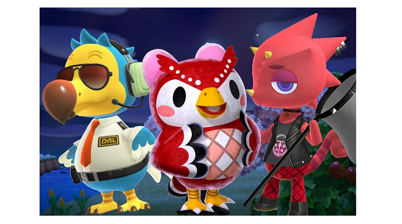 Special Characters In Animal Crossing New Horizons