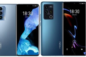 Meizu 18 and 18 Pro specifications