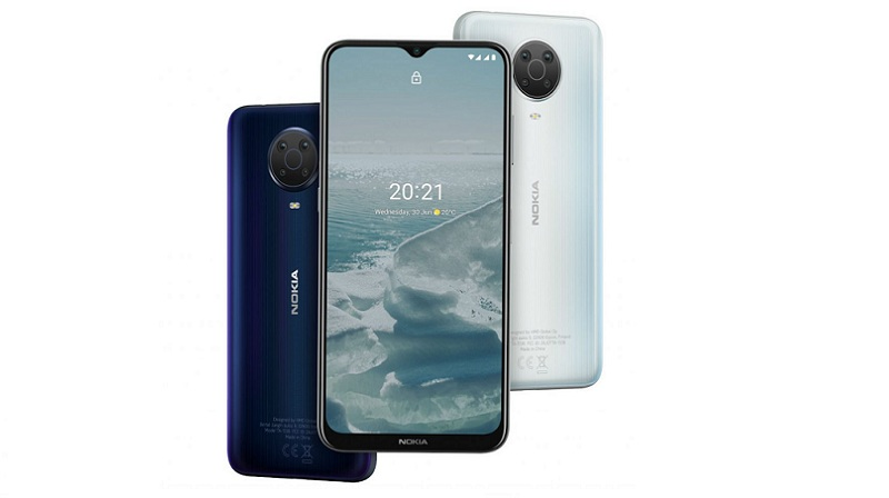 Nokia G10 and Nokia G20 specifications