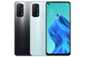 OPPO Reno 5A specifications