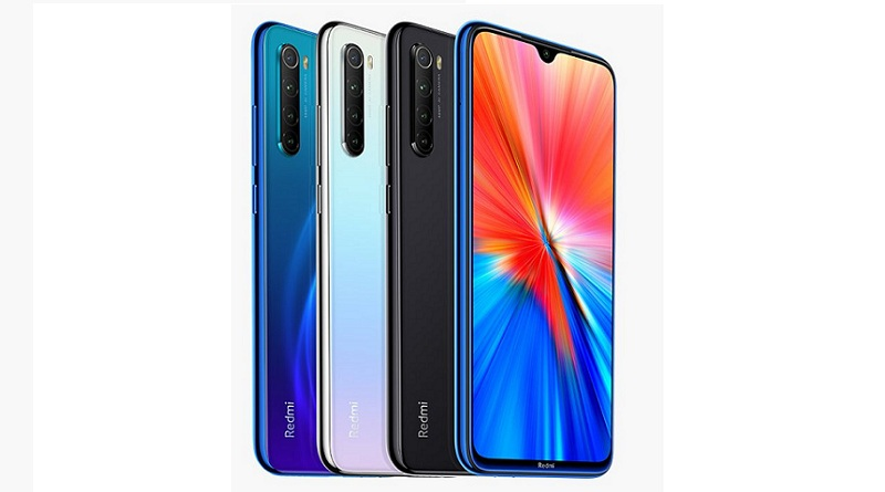 Redmi Note 8 (2021) specifications