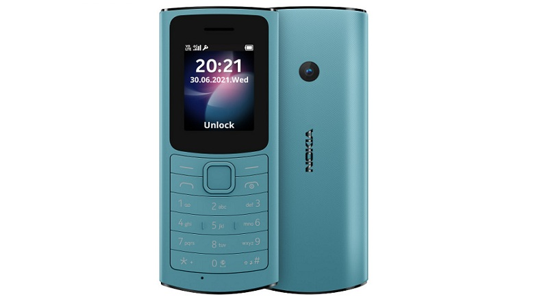 Nokia 110 4G specifications