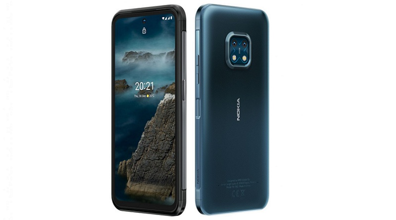 Nokia XR20 specifications