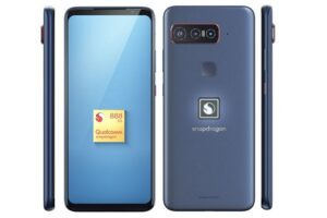Snapdragon Insiders Smartphone specifications