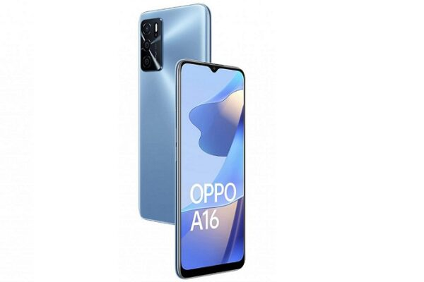 oppo A16 specifications