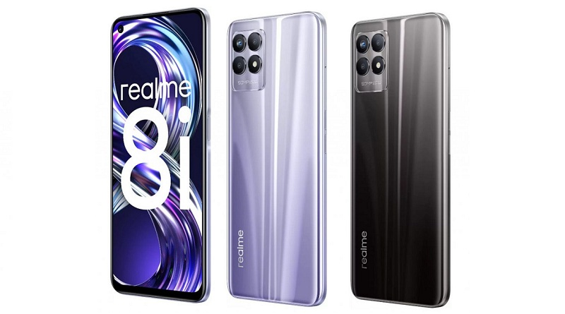 realme 8i specifications